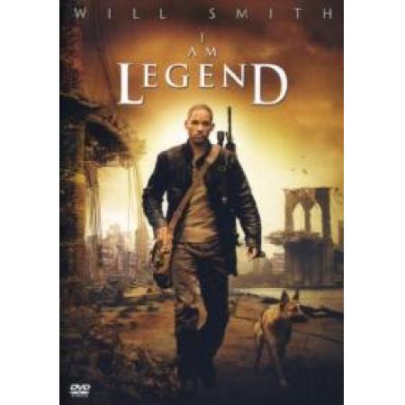 I Am Legend [DVD, gebraucht, DE]