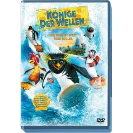 Könige der Wellen (Silber-Schuber) [DVD, gebraucht, DE]