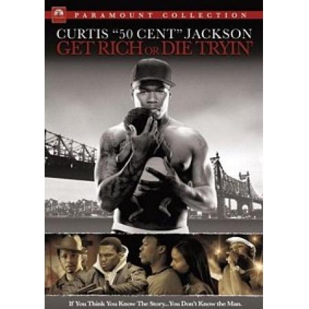 Get rich or die tryin [DVD, gebraucht, DE]