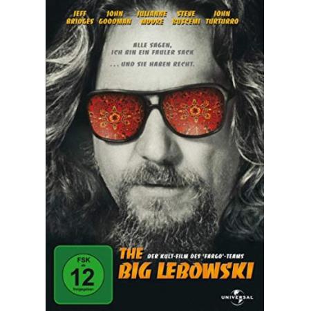 The Big Lebowski [DVD, gebraucht, DE]