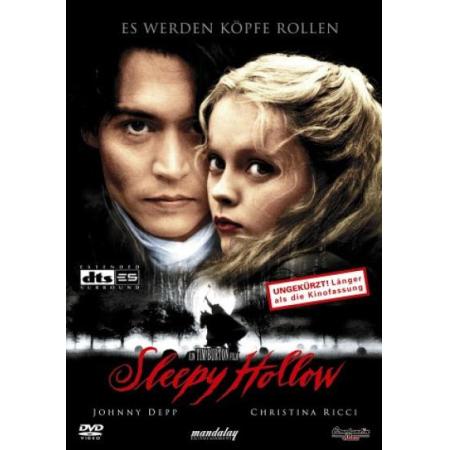 Sleepy Hollow [DVD, gebraucht, DE]