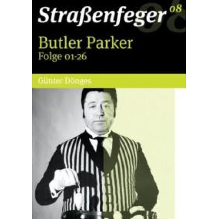 Straßenfeger 08 - Butler Parker [DVD, gebraucht, DE]