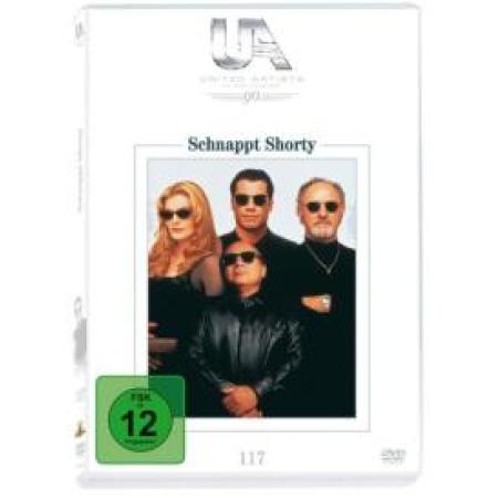 Schnappt Shorty [DVD, gebraucht, DE]