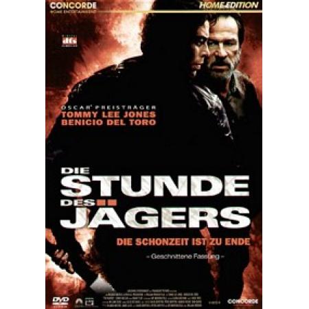 Die Stunde des Jägers [DVD, gebraucht, DE]