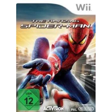 The Amazing Spider-Man [Wii, gebraucht, DE]