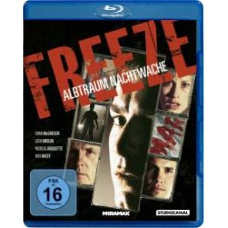 Freeze - Alptraum Nachtwache  [BluRay, gebraucht, DE]