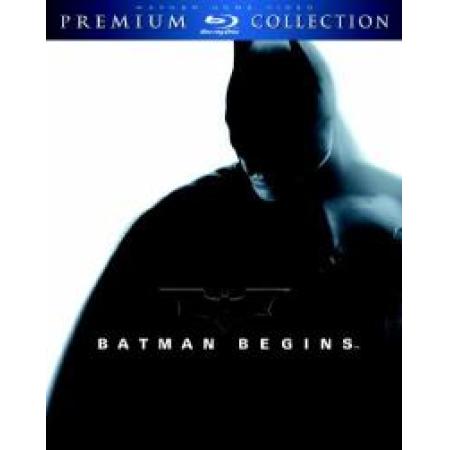 Batman Begins - Premium Collection [BluRay, gebraucht, DE]