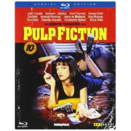 Pulp Fiction (Special Edition) [BluRay, gebraucht, DE]