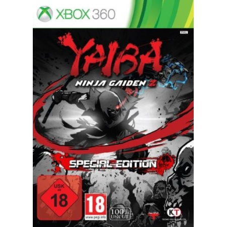 Yaiba - Ninja Gaiden Z [XB360, gebraucht, DE]