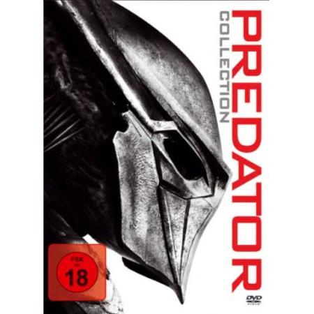 Predator Collection: 1-3 (inkl. Predator 2 Cut Version) (3 DVDs) [DVD, gebraucht, DE]