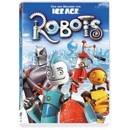 Robots [DVD, gebraucht, DE]