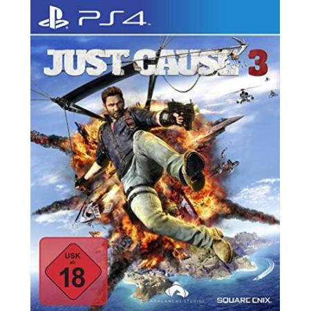 Just Cause 3 - Steelbook - Ohne Anleitung [PS4, gebraucht, DE]