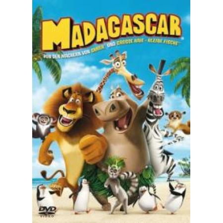 Madagascar [DVD, gebraucht, DE]