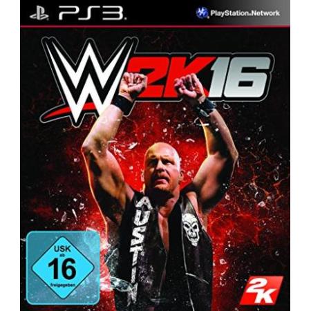 WWE 2K16 [PS3, gebraucht, DE]