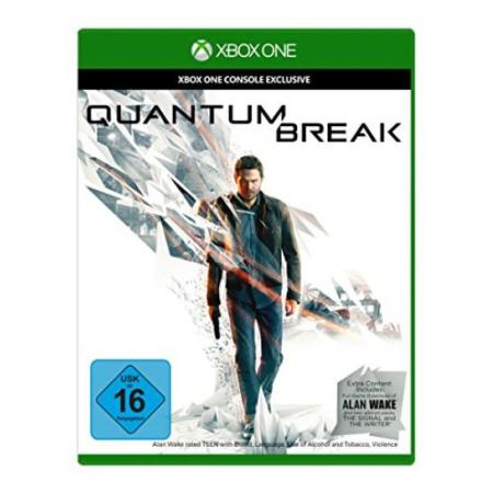 Quantum Break [XBox one, gebraucht, DE]