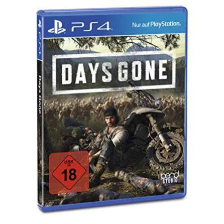 Days Gone [PS4, neu, DE]