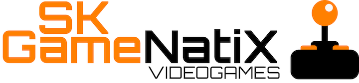 SK GameNatiX Videospiele - Videogames unfassbar günstig - Retrogames zu tollen Preisen!-Logo