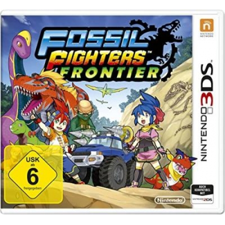 Preview: Fossil Fighters Frontier [N3DS, neu, DE]