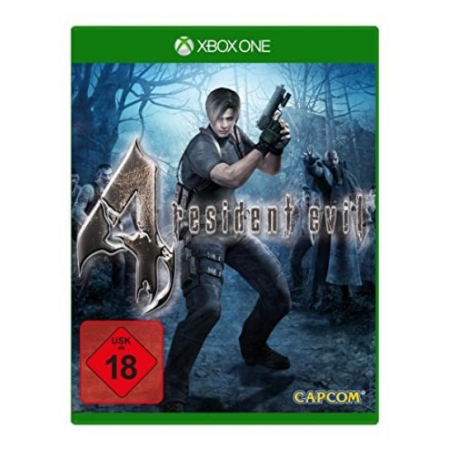 Preview: Resident Evil 4 [XBox one, neu, DE]