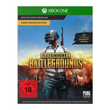 Preview: PLAYERUNKNOWNS BATTLEGROUNDS -Code in The Box- [XBox one, neu, DE]