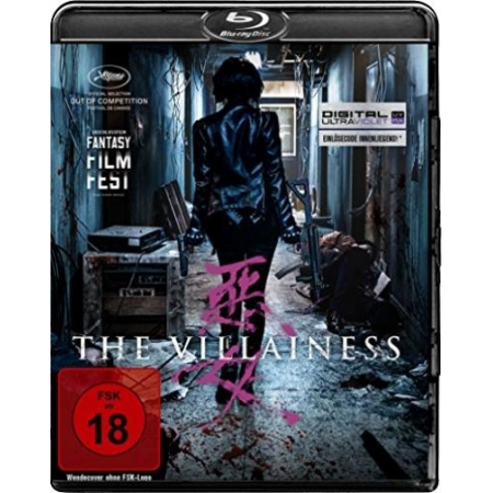 Preview: The Villainess - Uncut [BluRay, gebraucht, DE]