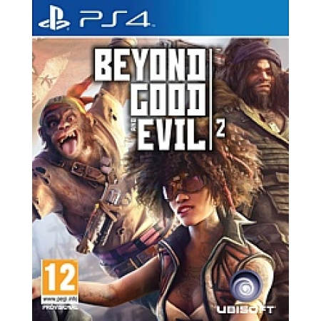 Mobile Preview: Beyond Good and Evil 2 [PS4, neu, DE]