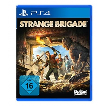 Preview: Strange Brigade [PS4, neu, DE]