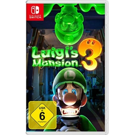 Preview: Luigis Mansion 3 [NSW, neu, DE]