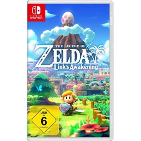 Preview: The Legend of Zelda: Links Awakening [NSW, neu, DE]