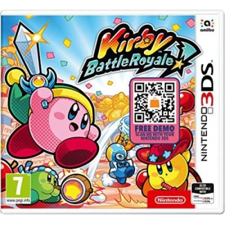 Preview: Kirby Battle Royale  [N3DS, neu, PEGI-UK]