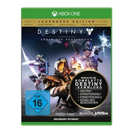 Preview: Destiny - König der Besessenen [XBox one, neu, DE]
