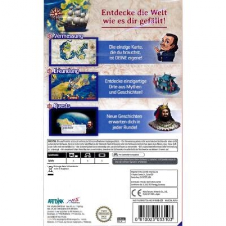 Preview: Neo Atlas 1469 [NSW, neu, DE]