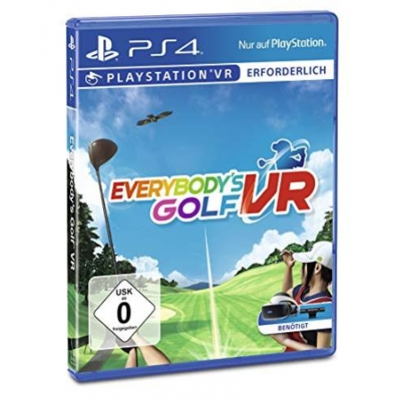 Preview: Everybody´s Golf VR (PlayStation VR) [PS4, neu, DE]