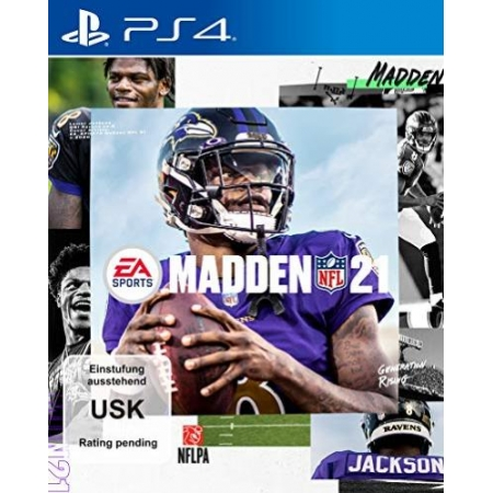 Preview: Madden NFL 21 [PS4, neu, DE]