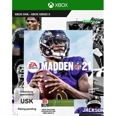Preview: Madden NFL 21 [XBox one, neu, DE]