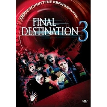 Preview: Final Destination 3 (Ungeschnittene Kinofassung) [DVD, gebraucht, DE]