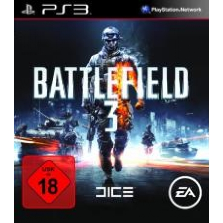 Preview: Battlefield 3 [PS3, gebraucht, DE]