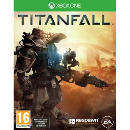 Mobile Preview: Titanfall [XBox one, gebraucht, PEGI]
