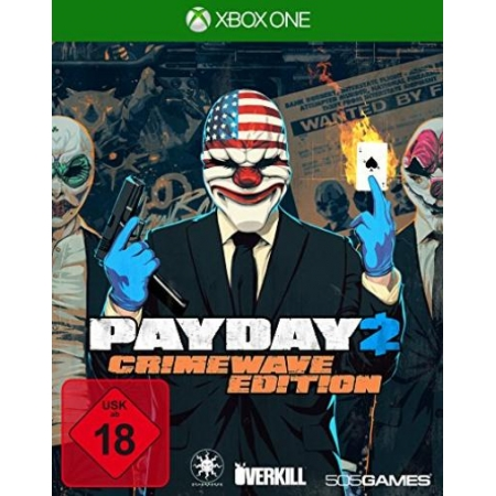 Mobile Preview: Payday 2 - Crimewave Edition [XBox one, neu, DE]