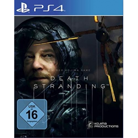 Preview: Death Stranding [PS4, neu, DE]