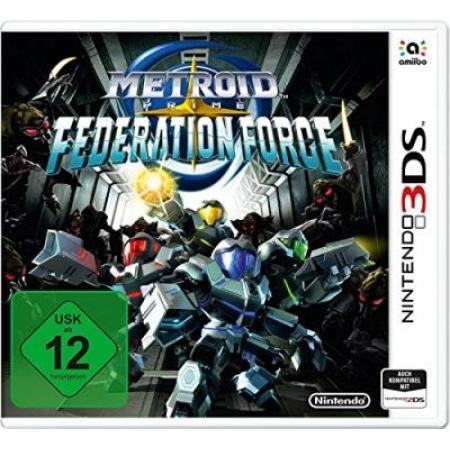 Mobile Preview: Metroid Prime: Federation Force [N3DS, neu, DE]