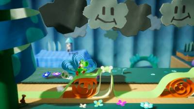 Yoshis Crafted World [NSW, neu, PEGI-UK]