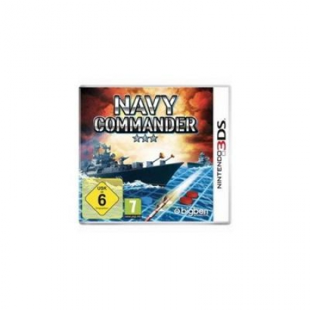 Navy Commander [N3DS, neu, DE]