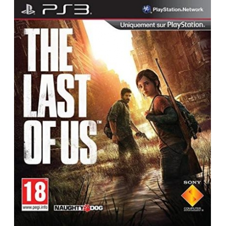 The Last of Us - Ohne Anleitung [PS3, gebraucht, PEGI-FR]