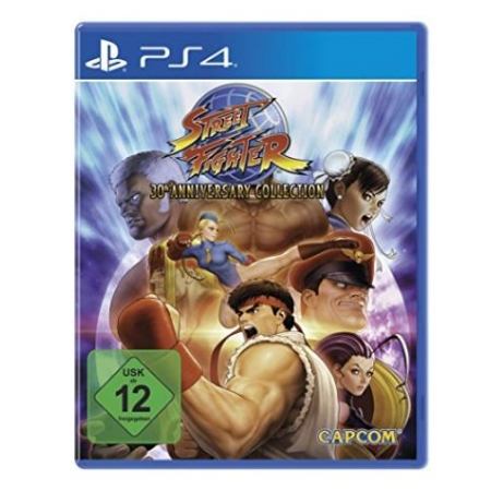 Street Fighter - Anniversary Collection