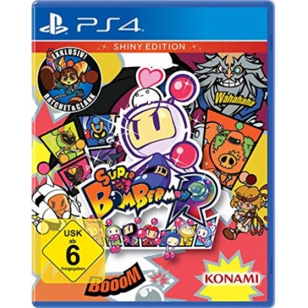 Super Bomberman R - Shiny Edition