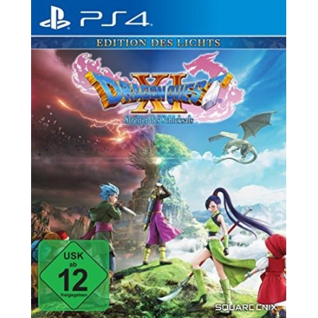 Dragon Quest XI: Streiter des Schicksals Day One Edition