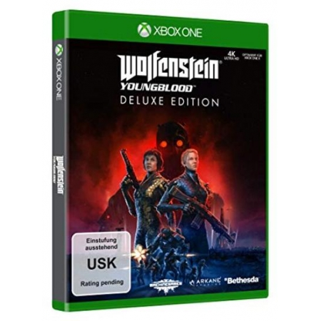 Wolfenstein Youngblood - Deluxe Edition [XBox one, neu, PEGI-AT]