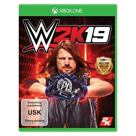 WWE 2K19 USK - Standard Edition (Xbox One )