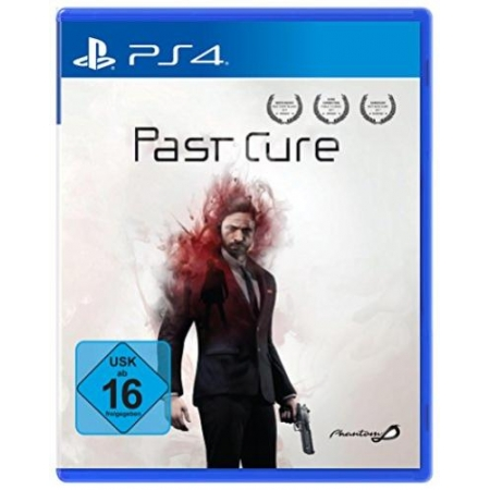 Past Cure [PS4, neu, DE]